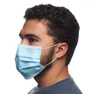 disposable-3-layer surgical face masks