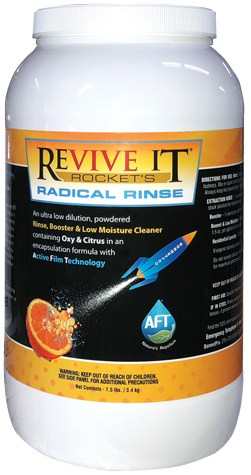 Revive iT Radical Rinse extraction booster